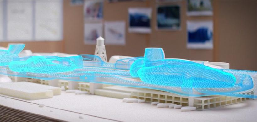 venice-architecture-biennale-greg-lynn-packard-plant-US-pavilion-microsoft-hololens-designboom-05